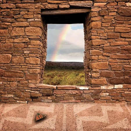 Anasazi Window