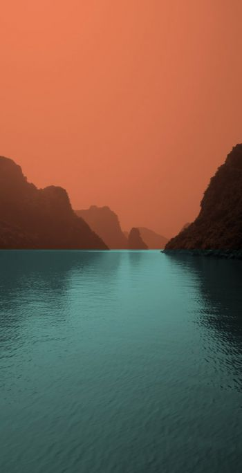 Dawn, Halong Bay