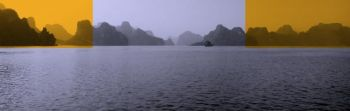 Dawn and Dusk, Halong Bay